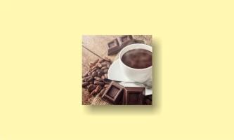 деревянный стол кофе кружка шоколад